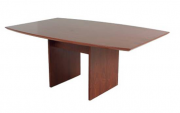 Veneer Slab End Boardroom Table