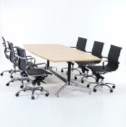 T Space Framed Boardroom Tables