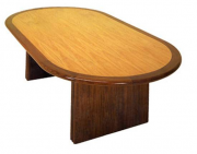 Regal Veneer Boardroom Table