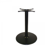 Black Table Base