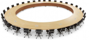 Ring Boardroom Table