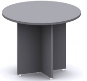 Cross Base Meeting Table
