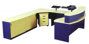 Eclipse Reception Desk