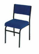 Padded Stacker Chair