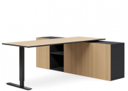 Executive Selectric Tailor Storage Workstation